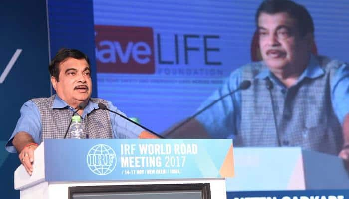 Will reduce fatal road accidents by 50 percent: Nitin Gadkari
