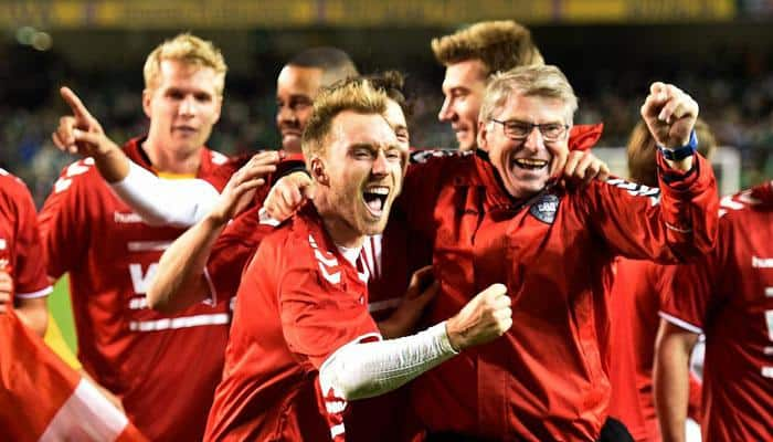 Hat-trick hero Christian Eriksen takes Denmark to 2018 FIFA World Cup