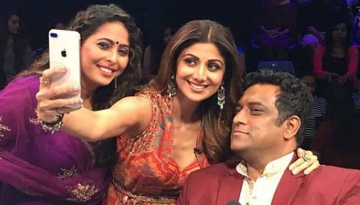 When prankster Anurag Basu sent 'pregnant' message from Shilpa Shetty's phone to her sister Shamita