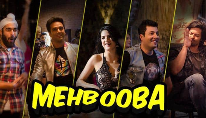 Fukrey Returns: Fukra boys shake a leg with Mehbooba – Watch party song