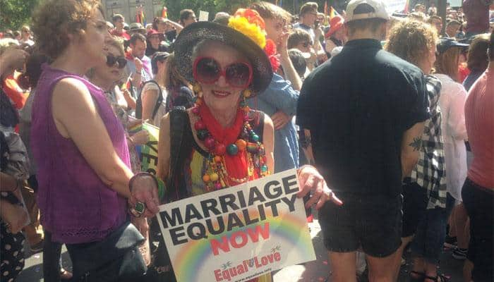 Australian voters endorse same-sex marriage, celebrations across country