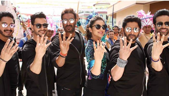 Golmaal Again collections remain unstoppable!