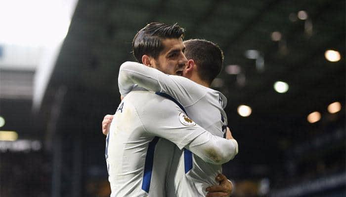 Eden Hazard inspires Chelsea in Hawthorns stroll