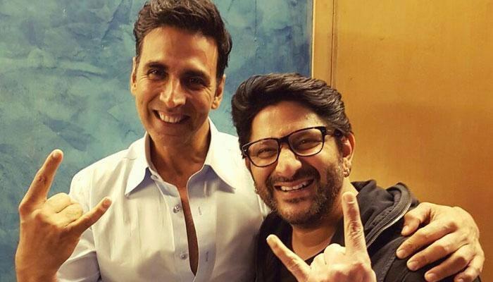 Jolly LLB 3: Akshay Kumar may team up with Arshad Warsi
