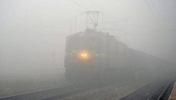 30 Delhi-bound trains delayed, 4 rescheduled due to fog
