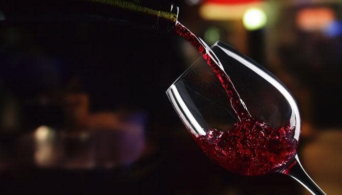 A glass of red wine can make you feel relaxed