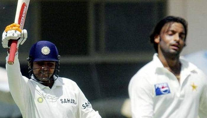 Virender Sehwag, Shoaib Akhtar to resume their rivalry on ice