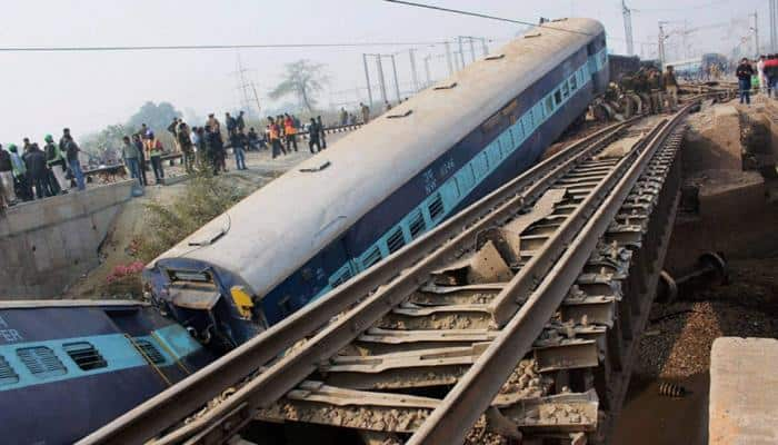 Railway safety in focus: At least 15 trains have derailed in less than three months