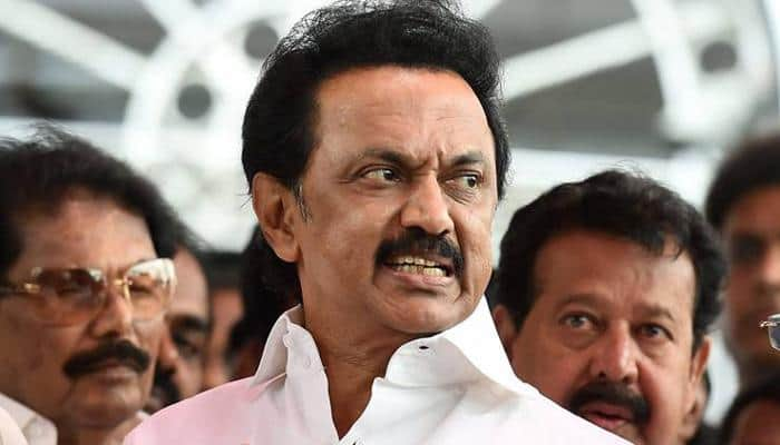 DMK retains Marudhu Ganesh for RK Nagar by-election