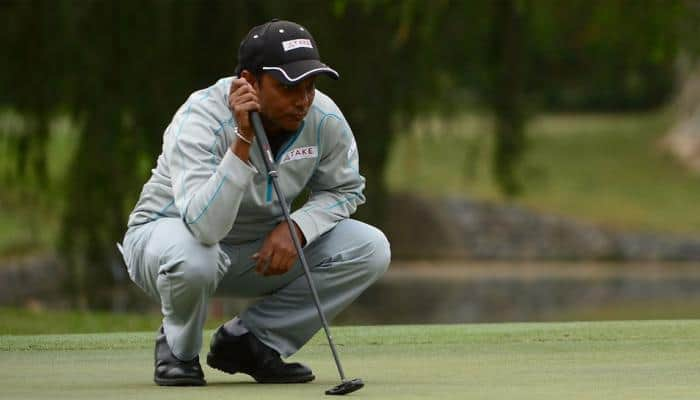 SSP Chawrasia maintains slender lead in Hong Kong Open golf