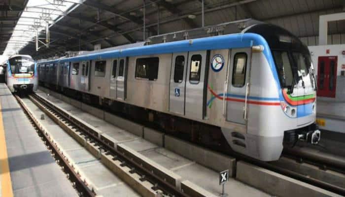 PM Narendra Modi to flag-off Hyderabad Metro Rail tomorrow