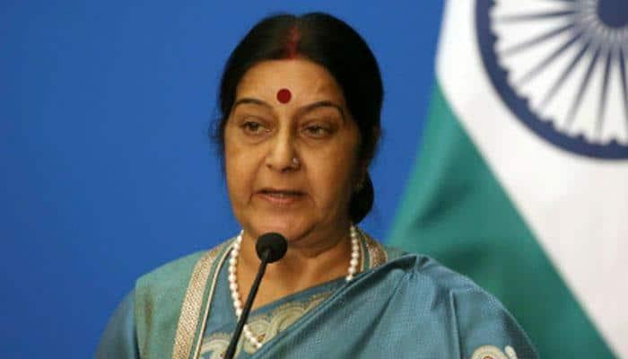 EAM Sushma Swaraj reassures Indian visas to three Pakistani nationals