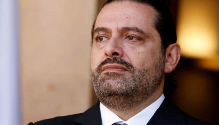 Saad Hariri will quit if Hezbollah doesn't stay neutral
