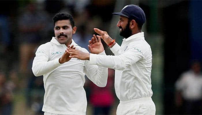 Cheteshwar Pujara, Ravindra Jadeja rise to No. 2 in ICC Test Rankings