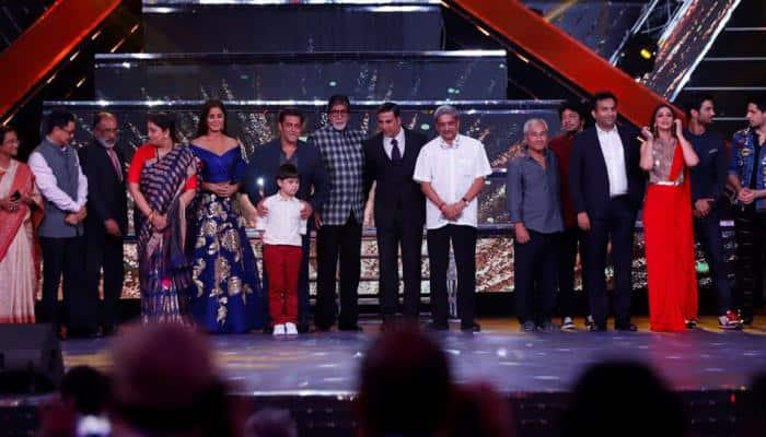 Closing ceremony of International Film Festival of India - In Pics