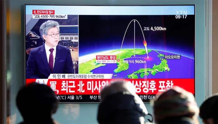 UN chief Antonio Guterres strongly condemns North Korea missile test