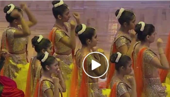 Baahubali mania grips NBA enthusiasts in Orlando—Watch dance video