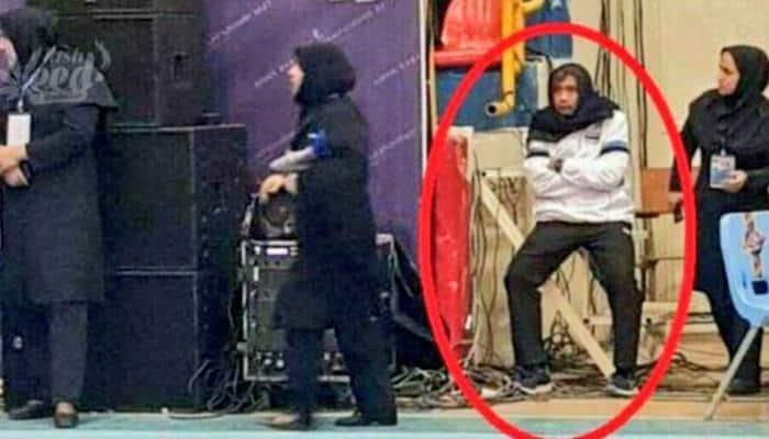 Asian Kabaddi Championships: Male coach wears hijab to enter women's arena in Iran