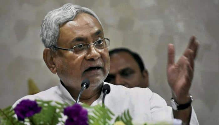 On father's death anniversary, Nitish Kumar visits native village in Nalanda