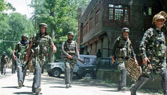Five terrorists shot dead in separate encounters in Kashmir