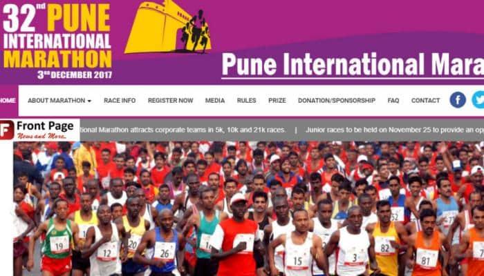 Pune International Marathon still awaits AFI permission