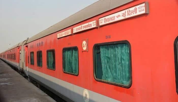 Railways upgrades Rajdhani Express with 'Swarna' Coaches - See pics