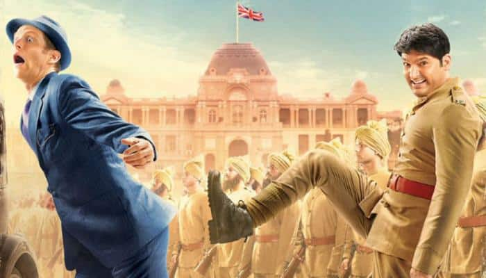 Firangi movie review: Half-baked script dampens Kapil Sharma's laugh riot