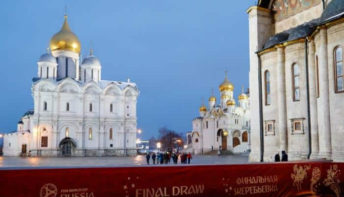 Russia ready for 2018 FIFA World Cup draw with Spain the team to avoid