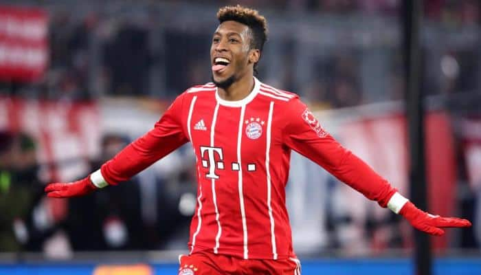 Bundesliga: Kingsley Coman steers Bayern Munich past Hannover 96, Borussia Dortmund held