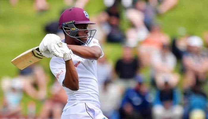 New Zealand vs West Indies, 1st Test: Brathwaite leads West Indies battle for survival on Day 3