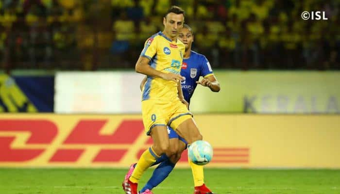 ISL 2017-18: Kerala Blasters winless after 3 home matches, held to a 1-1 draw by Mumbai City