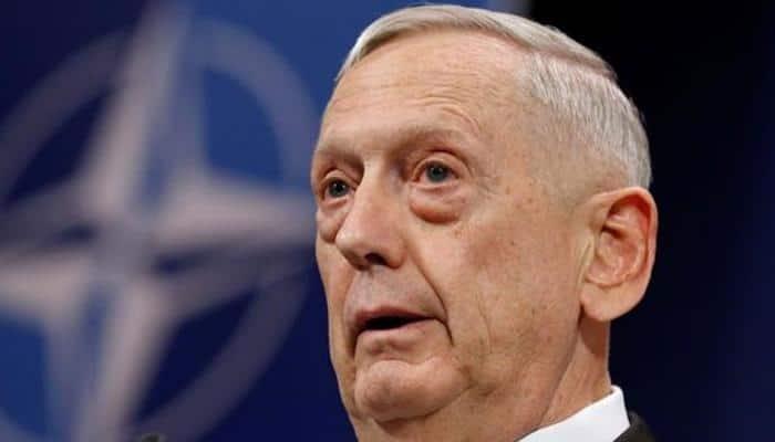 US Defence Secretary Mattis arrives in Pakistan