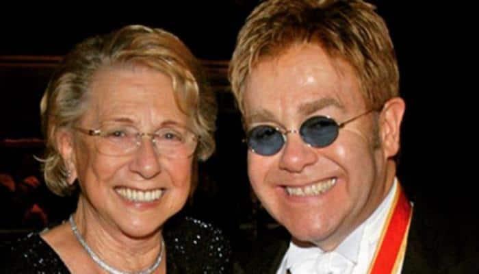 Elton John's mother Sheila Farebrother dies at 90