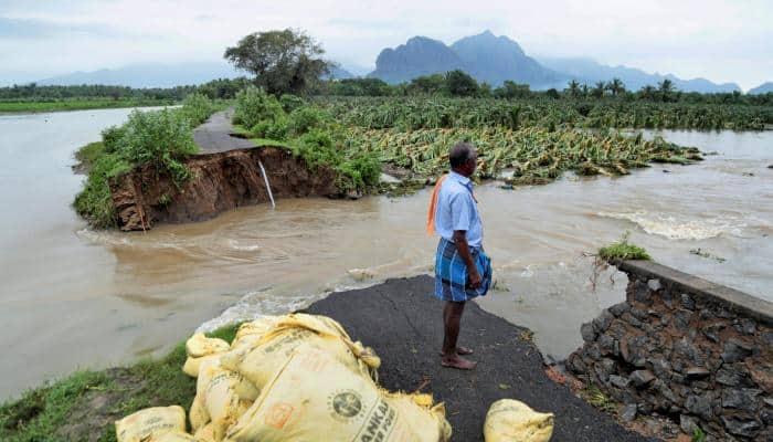 Post Cyclone Ockhi, unseasonal rain hits Tamil Nadu, AP and Andaman