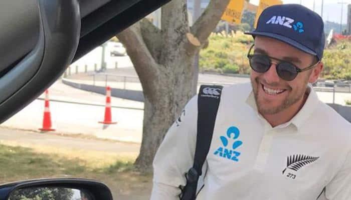 New Zealand vs West Indies: Kiwi hero Tom Blundell retains spot for next Test