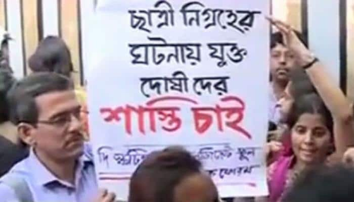 Another Kolkata school rape case emerges: Prime accused arrested, police lathicharge on protesting parents