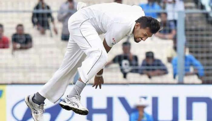 India vs Sri Lanka: Suranga Lakmal vomits, Delhi may lose winter Tests