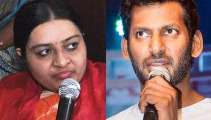 RK Nagar bypoll: Nominations of Jayalalithaa's niece Deepa Jayakumar, actor Vishal rejected