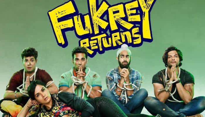 Fukrey Returns movie review: Choocha's premonition hits a jackpot