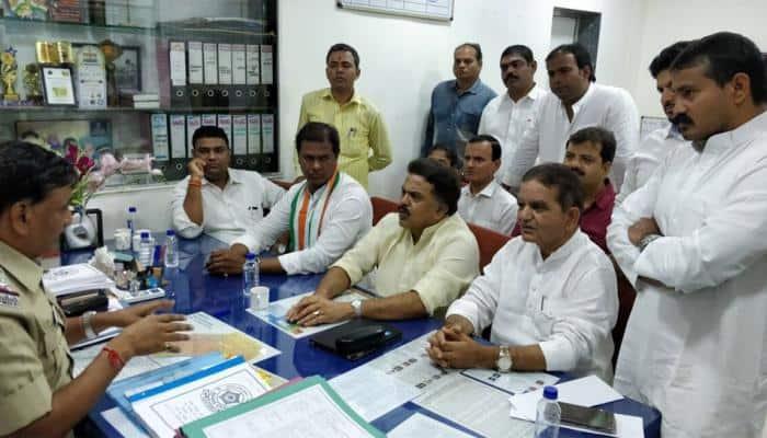 Sanjay Nirupam filed complaint against GVL Narasimha Rao for dubbing Rahul Gandhi a 'Babar Bhakt' and a 'Kin of Khilji'