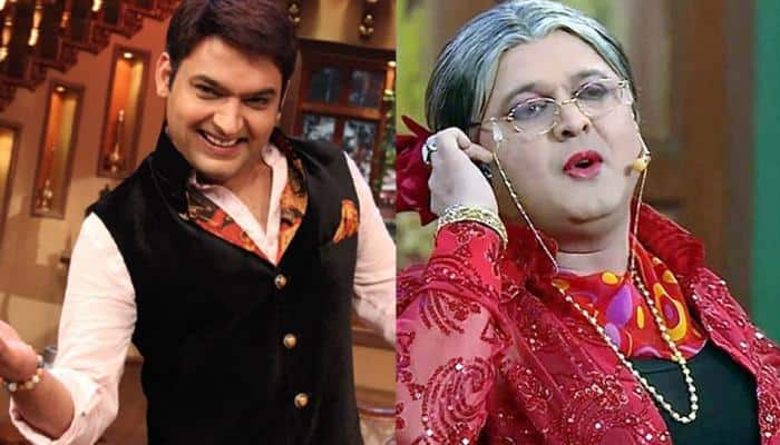 Kapil Sharma calls for truce with Ali Asgar, sends 'You are my only Dadi' greeting