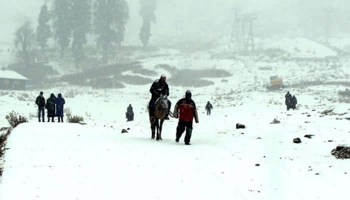 Heavy snowfall, rains to freeze Himachal Pradesh in coming days