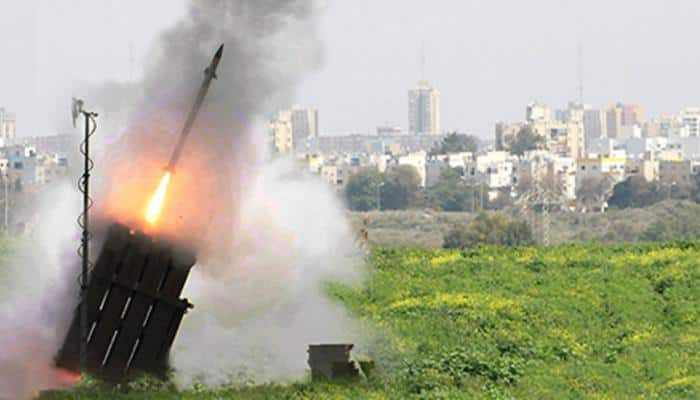 Israel shoots down rocket fired from Gaza: Army