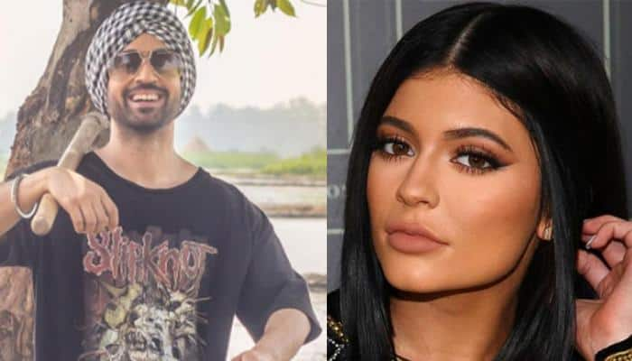 Feel good after seeing Kylie Jenner: Diljit Dosanjh