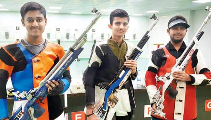 Youth Olympic Games 2018: Mehuli Ghosh, Tushar Mane bag place in 10m Air Rifle