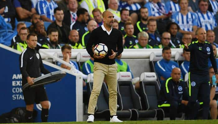 Fergie couldn't put me off Manchester City, says Pep Guardiola