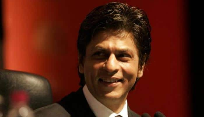 Been granted all my wishes in this life: SRK