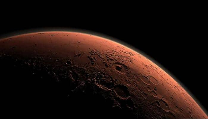 Martian atmosphere well-protected from effects of solar wind: Study