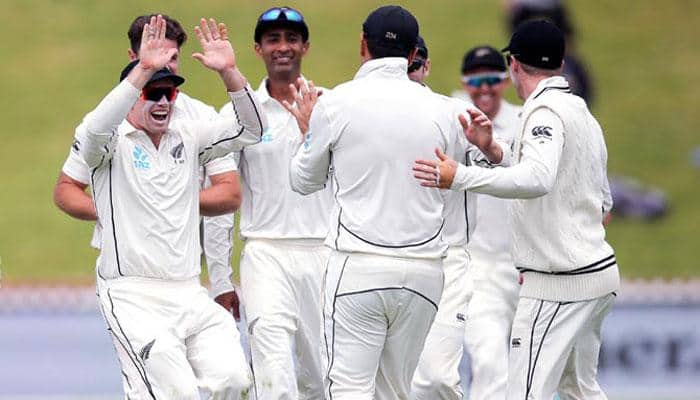 New Zealand thrash West Indies by 240 runs to sweep Test series 2-0