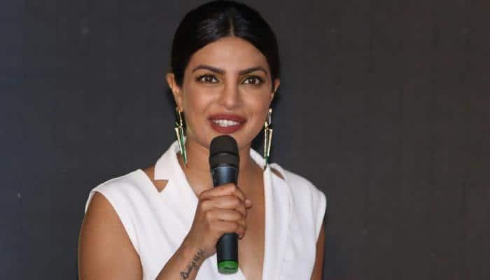 Priyanka Chopra receives Mother Teresa Memorial award